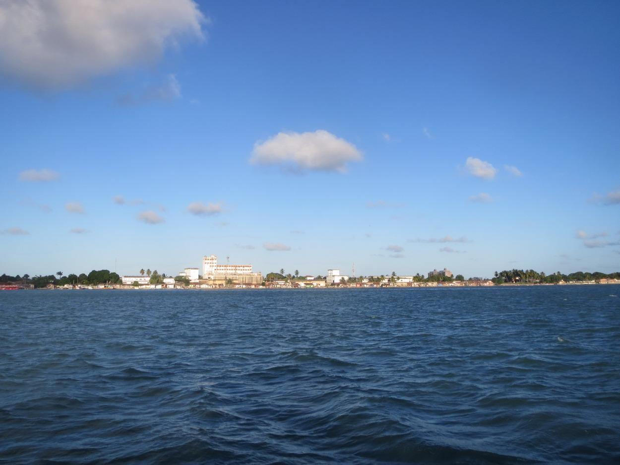 3. Cabedelo, petite ville portuaire à l'entrée du fleuve
