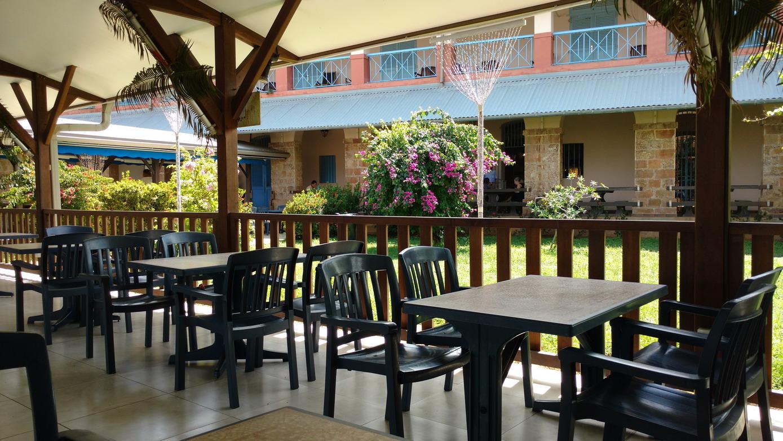 30. Hôtel restaurant Île du Salut