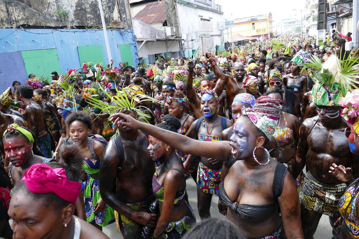 30. Le carnaval de Pointe-à-Pitre