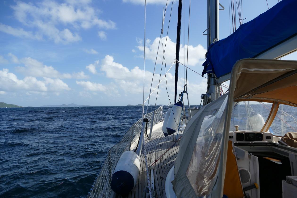 31. En direction des Tobago cays