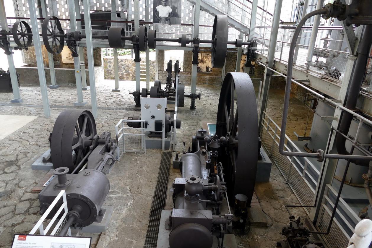 31. L'habitation Clément ; l'ancienne distillerie