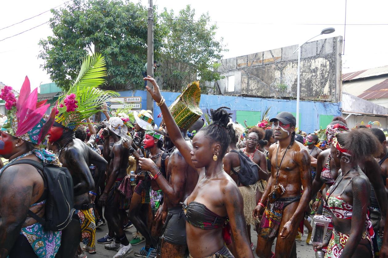 32. Le carnaval de Pointe-à-Pitre