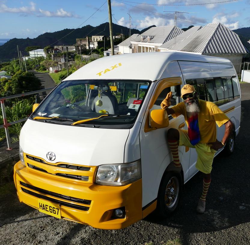 32. Petite balade sur les hauteurs de Grenade avec the yellow man
