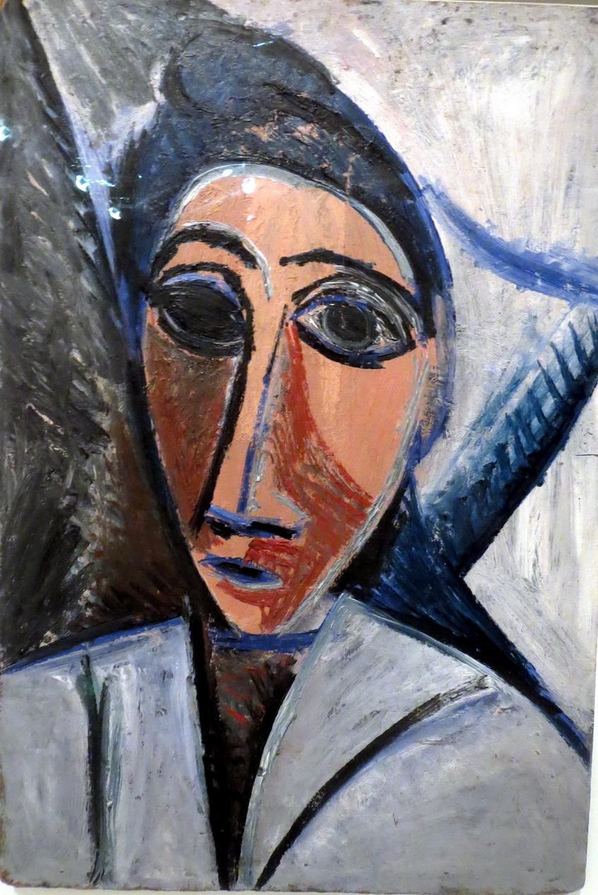 32. Picasso, expo à la Caixa cultural de Rio