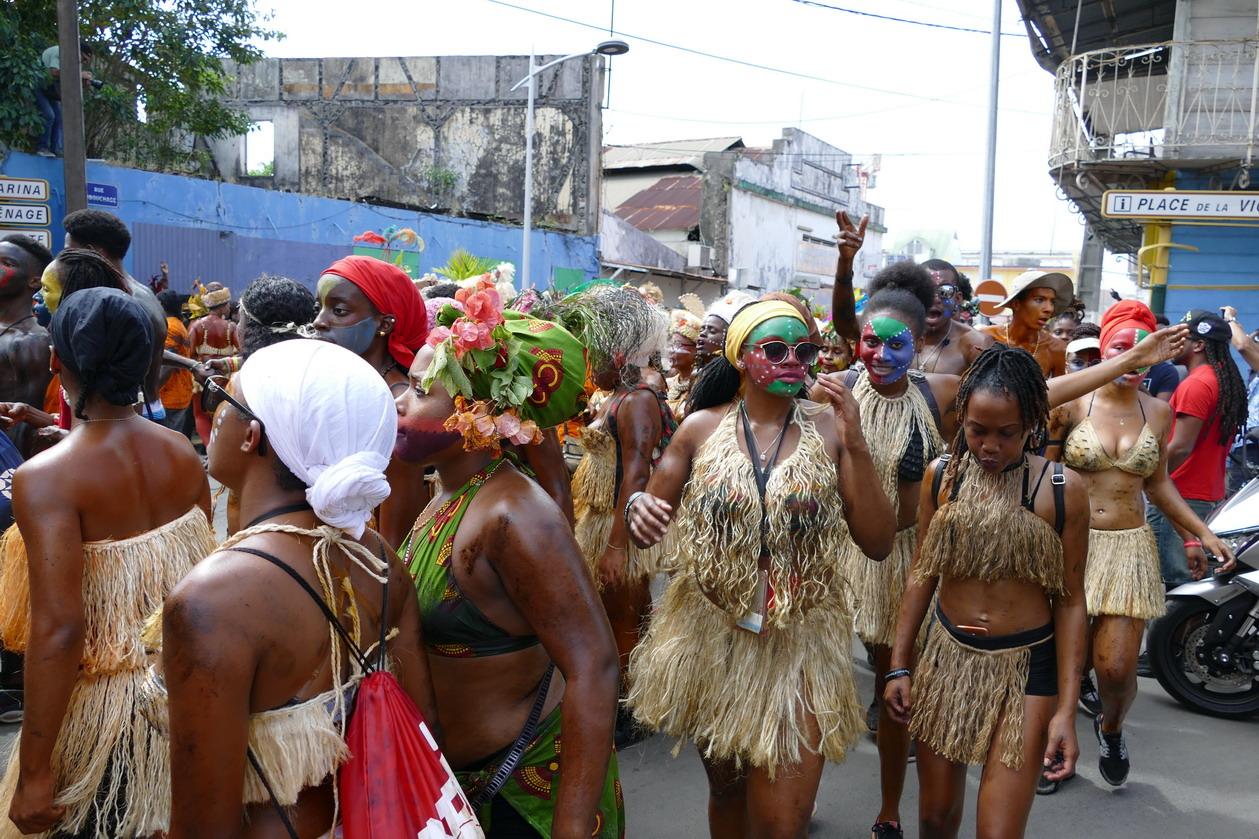 33. Le carnaval de Pointe-à-Pitre