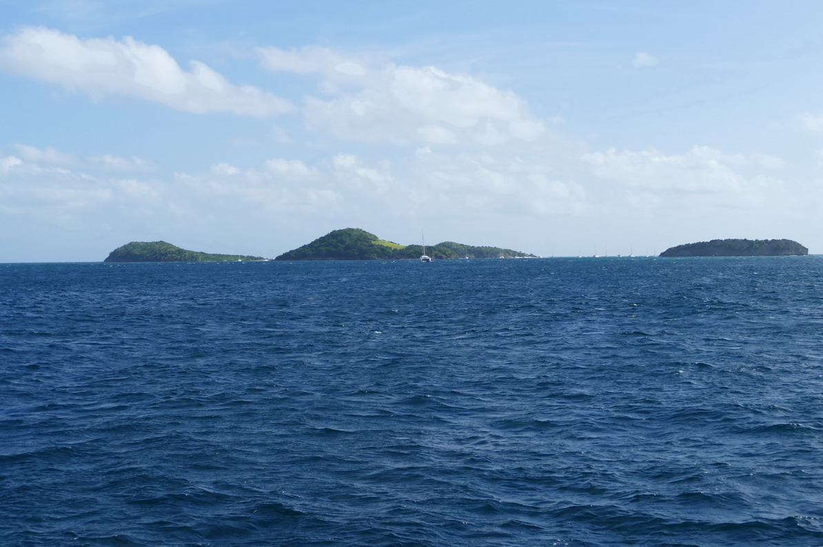 33. Les Tobago cays