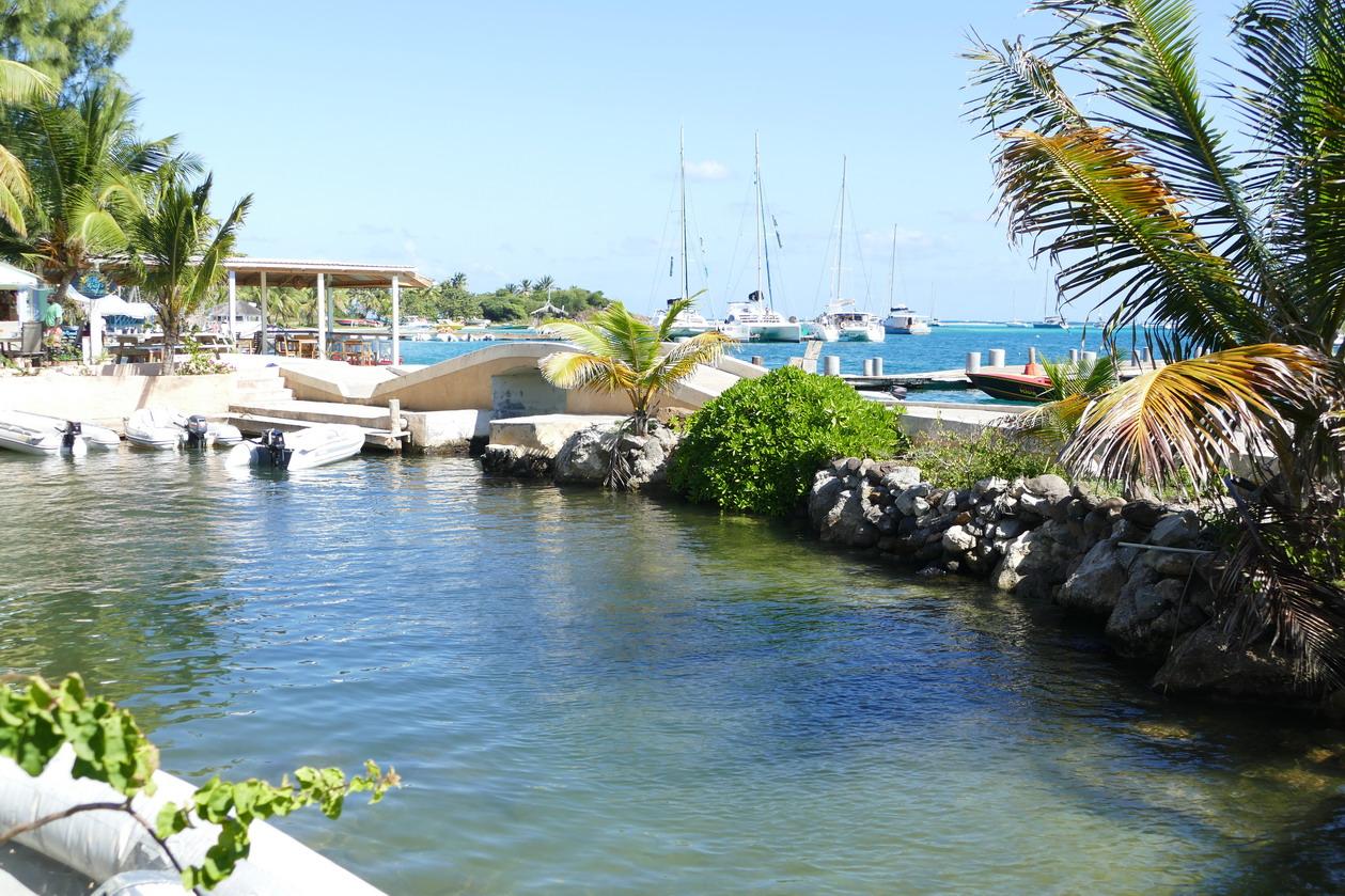 33. Union island, Clifton harbour
