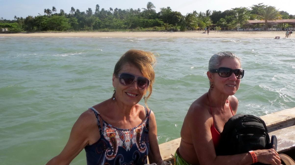 34. Baia de Todos os Santos, île d'Itaparica
