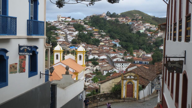 34. L'église Nossa Senhora da Conceiçao de Antonio Dias (ouf !)