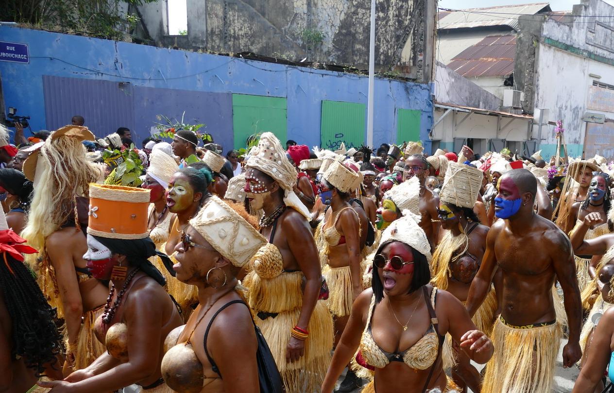 34. Le carnaval de Pointe-à-Pitre