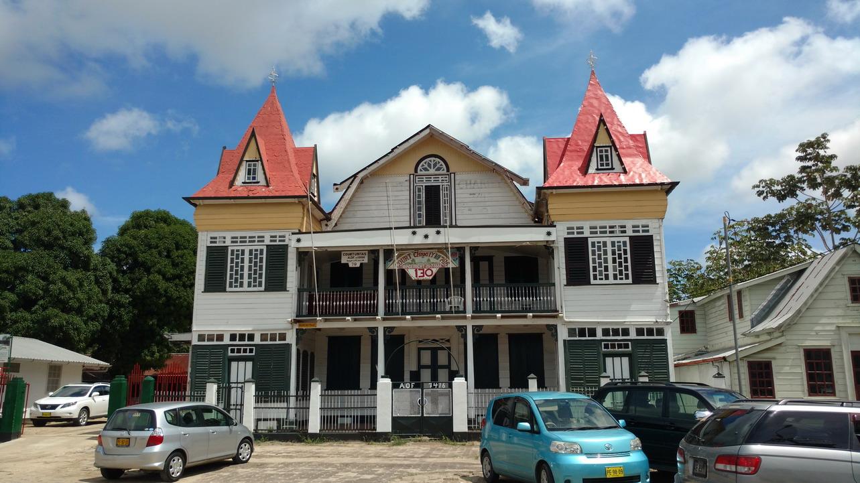 34. Paramaribo