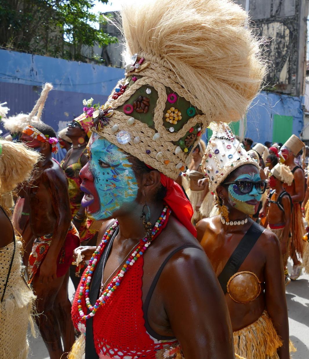 35. Le carnaval de Pointe-à-Pitre