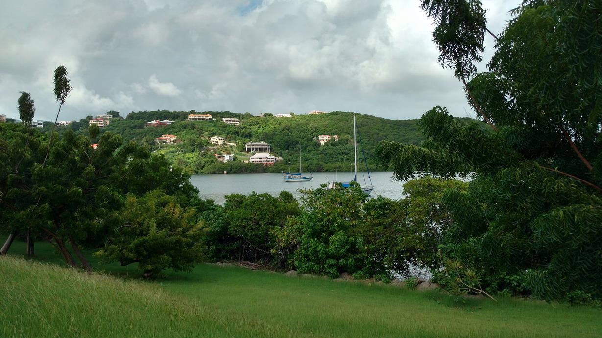 35. Port Egmont, le trou à cyclone