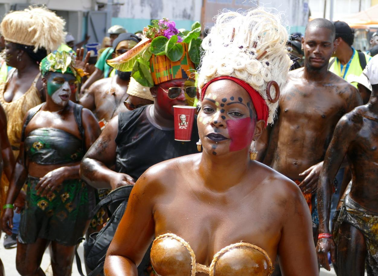 36. Le carnaval de Pointe-à-Pitre