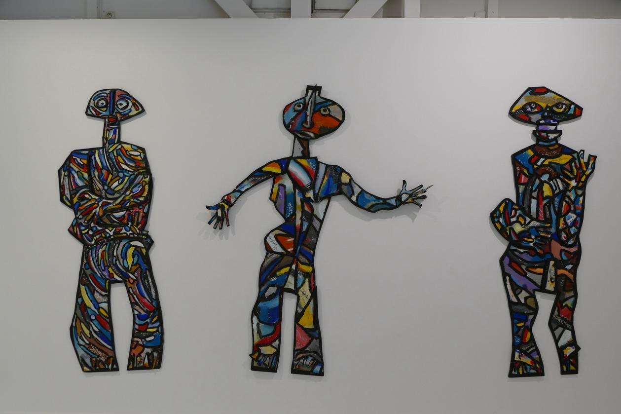 36. L'habitation Clément ; le Centre d'art contemporain