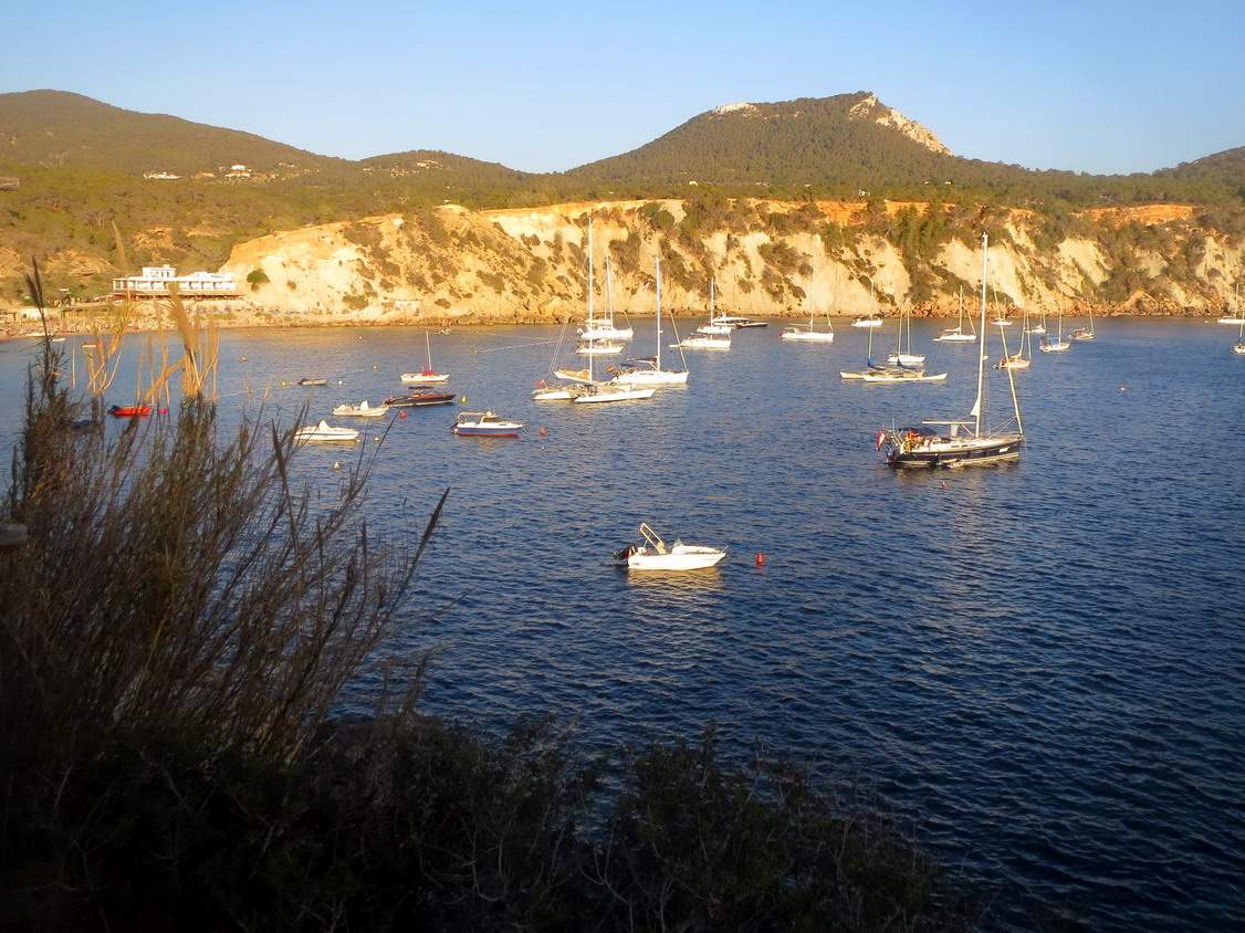 33. Ibiza, cala d'Hort