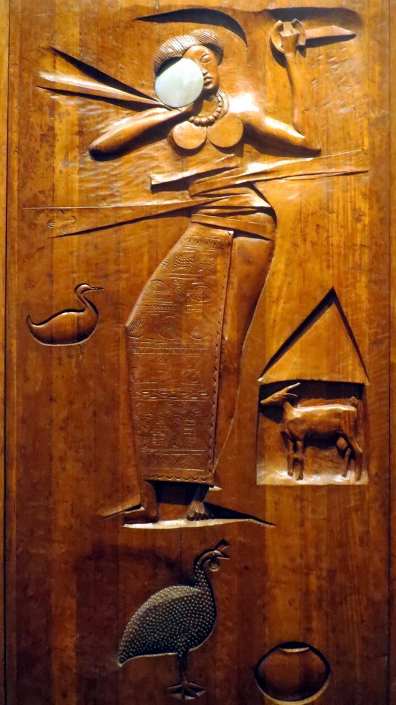 38. SdB, centre historique, musée afro-brésilien, divinité africaine