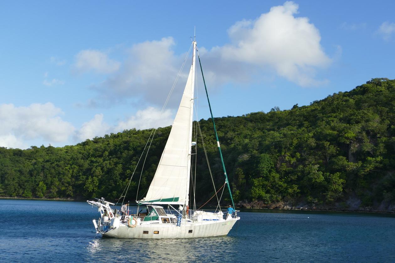 39. Mora-Mora nous quitte pour la Martinique