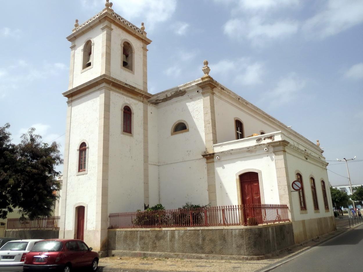 4. Praia, l'église Nostra Senhora de Graça