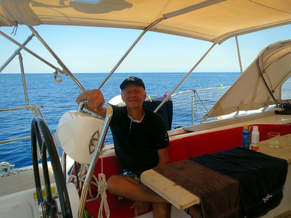 36. Ibiza, le long de la côte ouest
