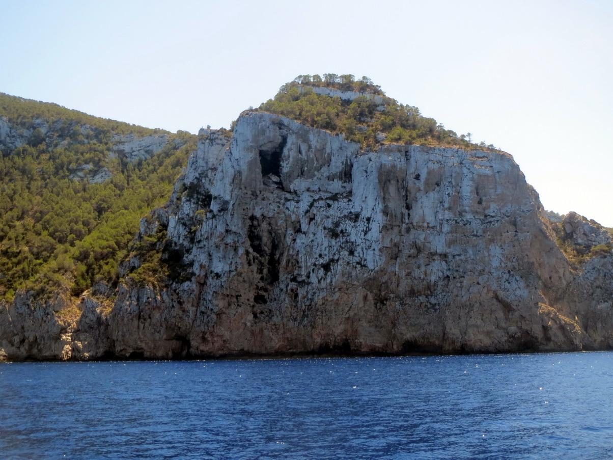 38. Ibiza, côte ouest