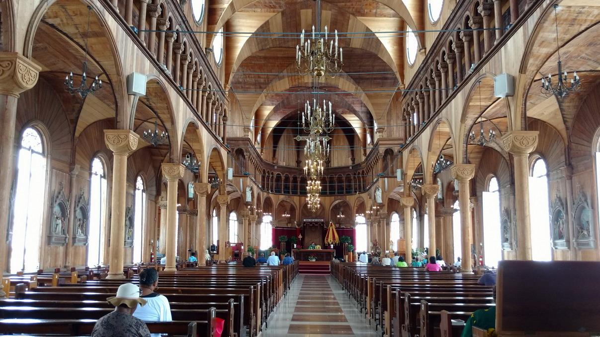 42. Paramaribo, la Basilique