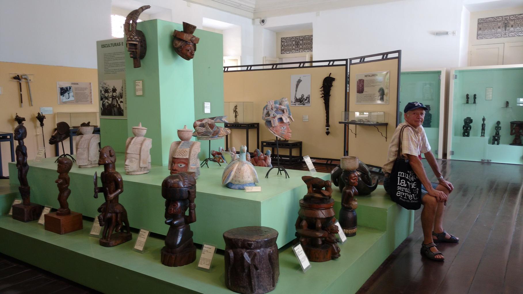 42. SdB, centre historique, musée afro-brésilien, les jambes commencent à fatiguer