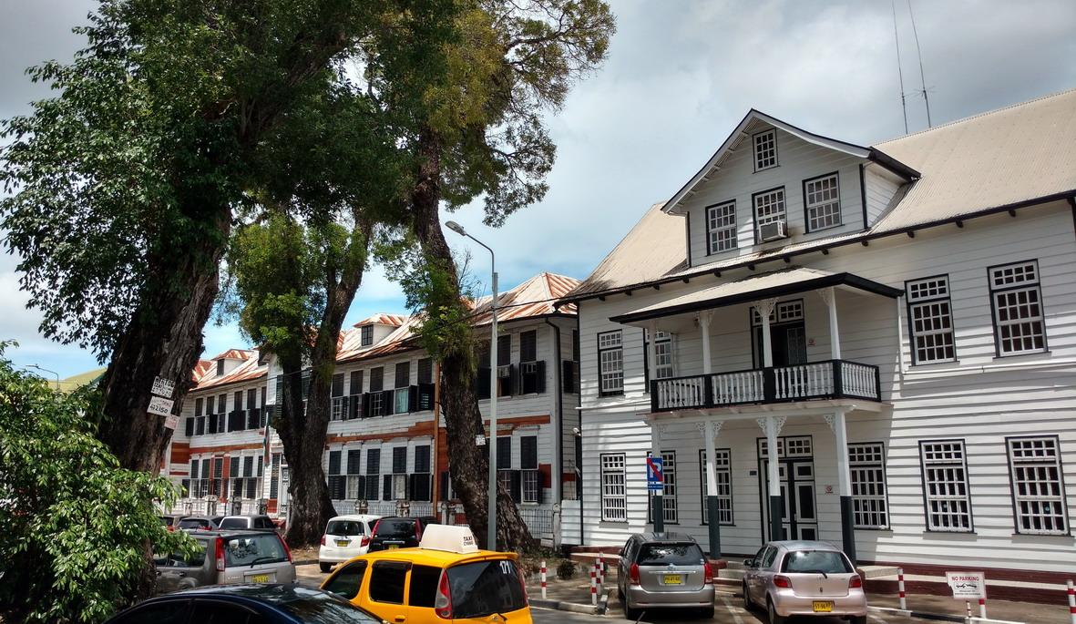44. Paramaribo