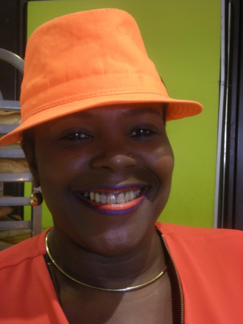 46. La Guadeloupe ; Deshaies, le sourire de la boulangère