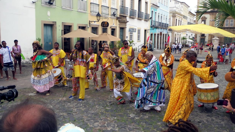 46. SdB, centre historique, musique afro-brésilienne