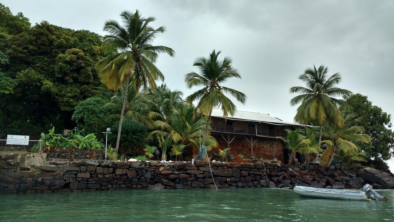 49. Île St Joseph