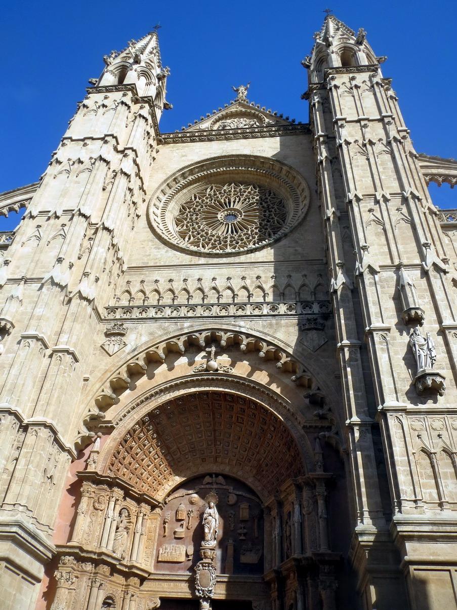 8. Palma, la cathédrale