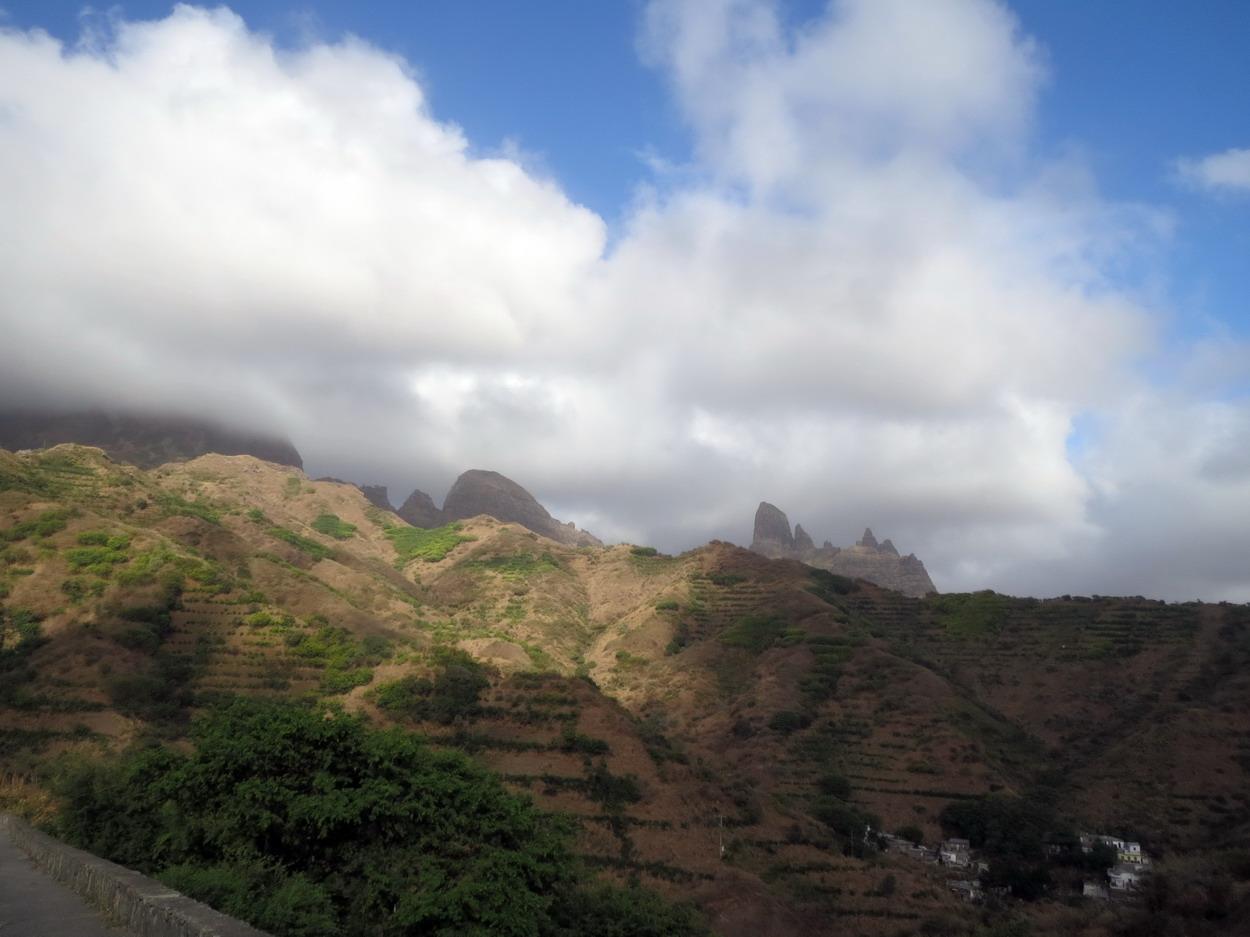 8. Santiago, l'intérieur de l'île