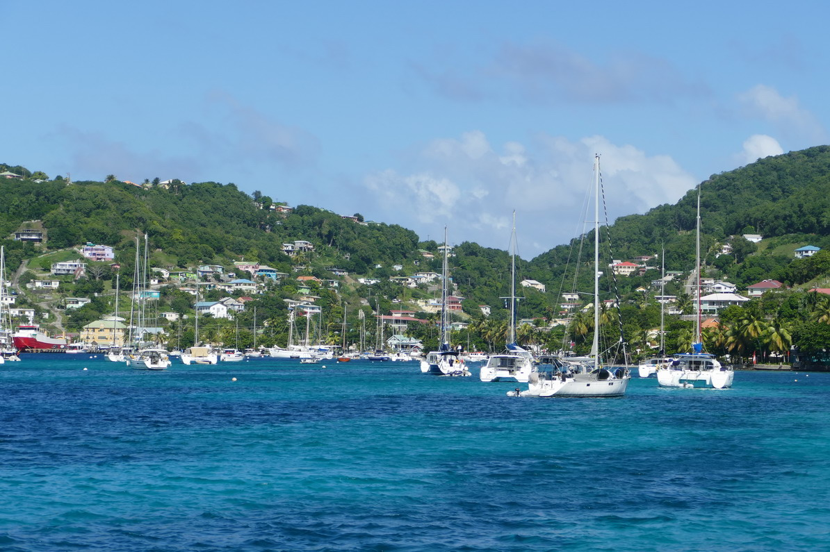 01. Bequia, Admiralty bay
