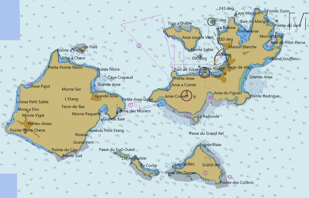 01. L'archipel des Saintes