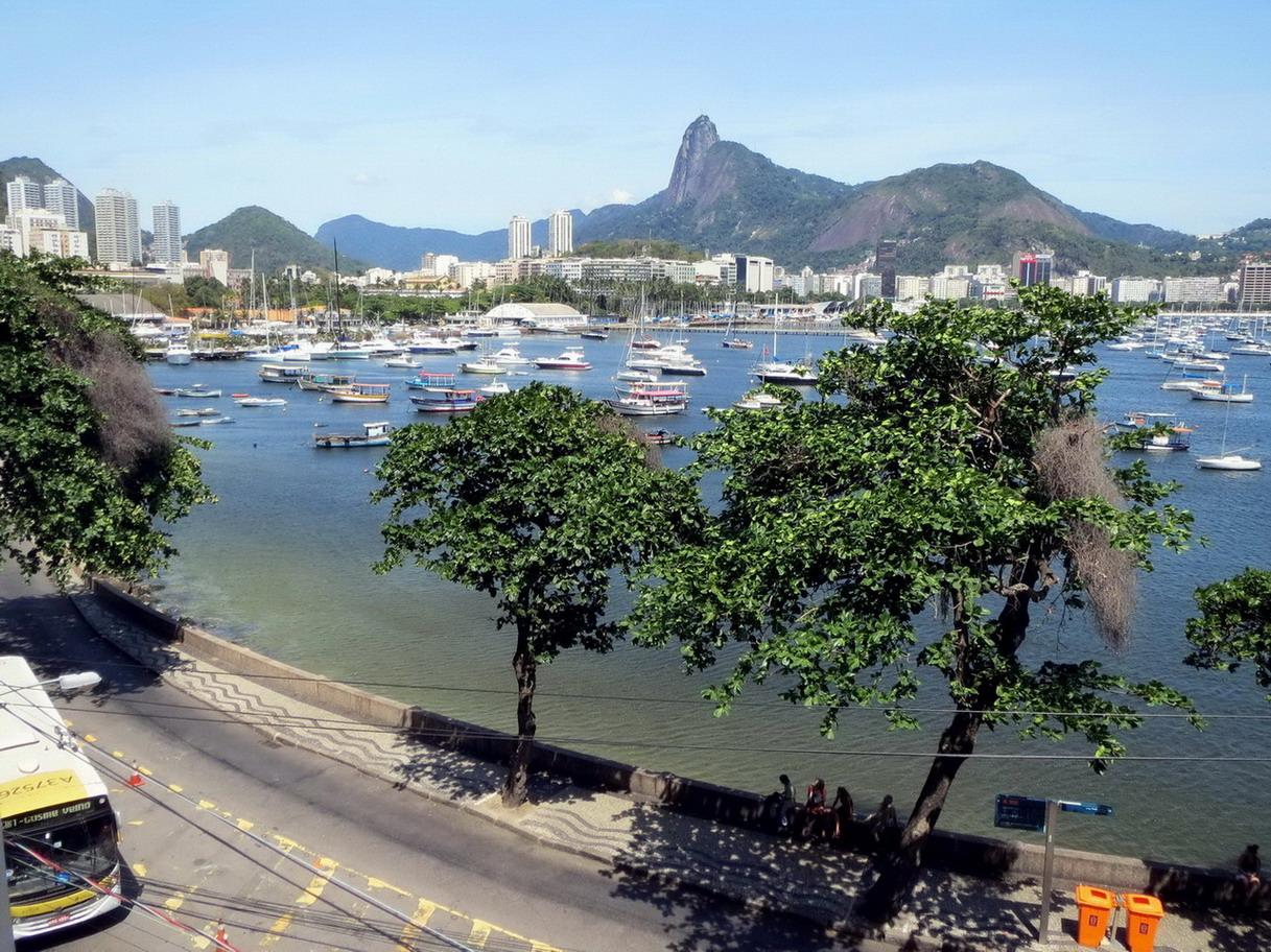 01. Mouillage de Botafogo