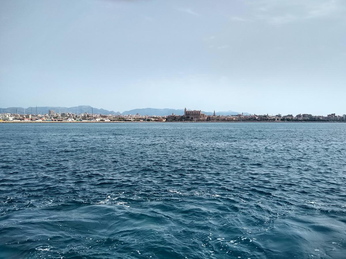 01. Palma et sa cathédrale massive