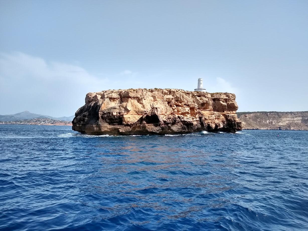 02. Baie de Palma, Isla del Sech
