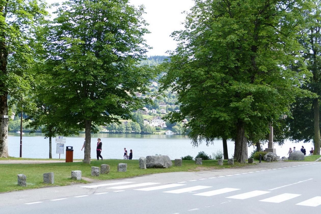 02. Gérardmer et son lac
