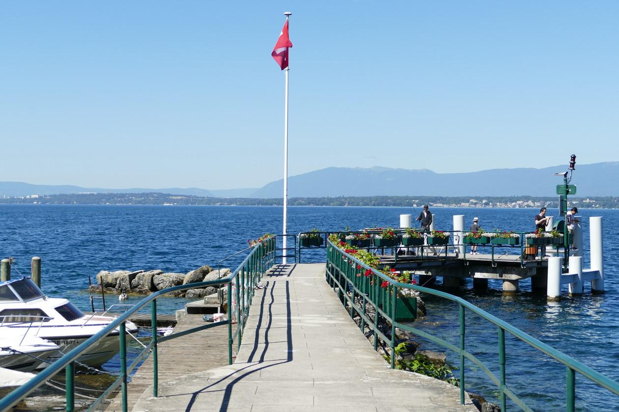 02. Lac Léman - Genève