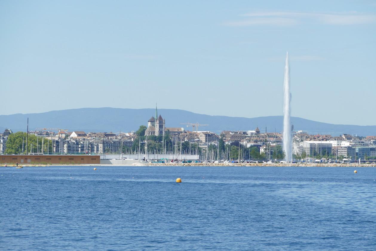 03. Lac Léman - Genève