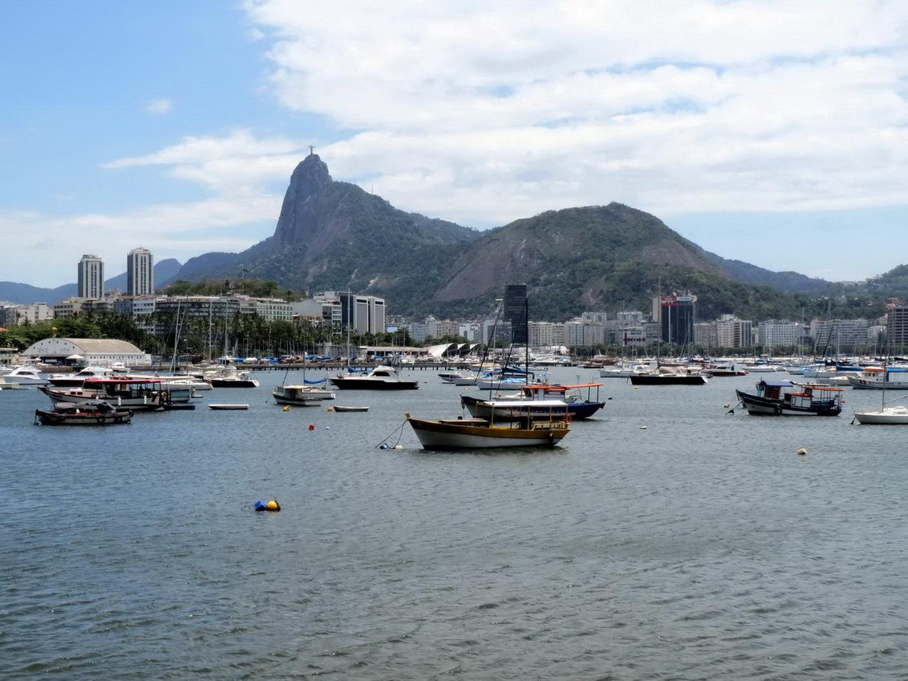 03. Mouillage de Botafogo