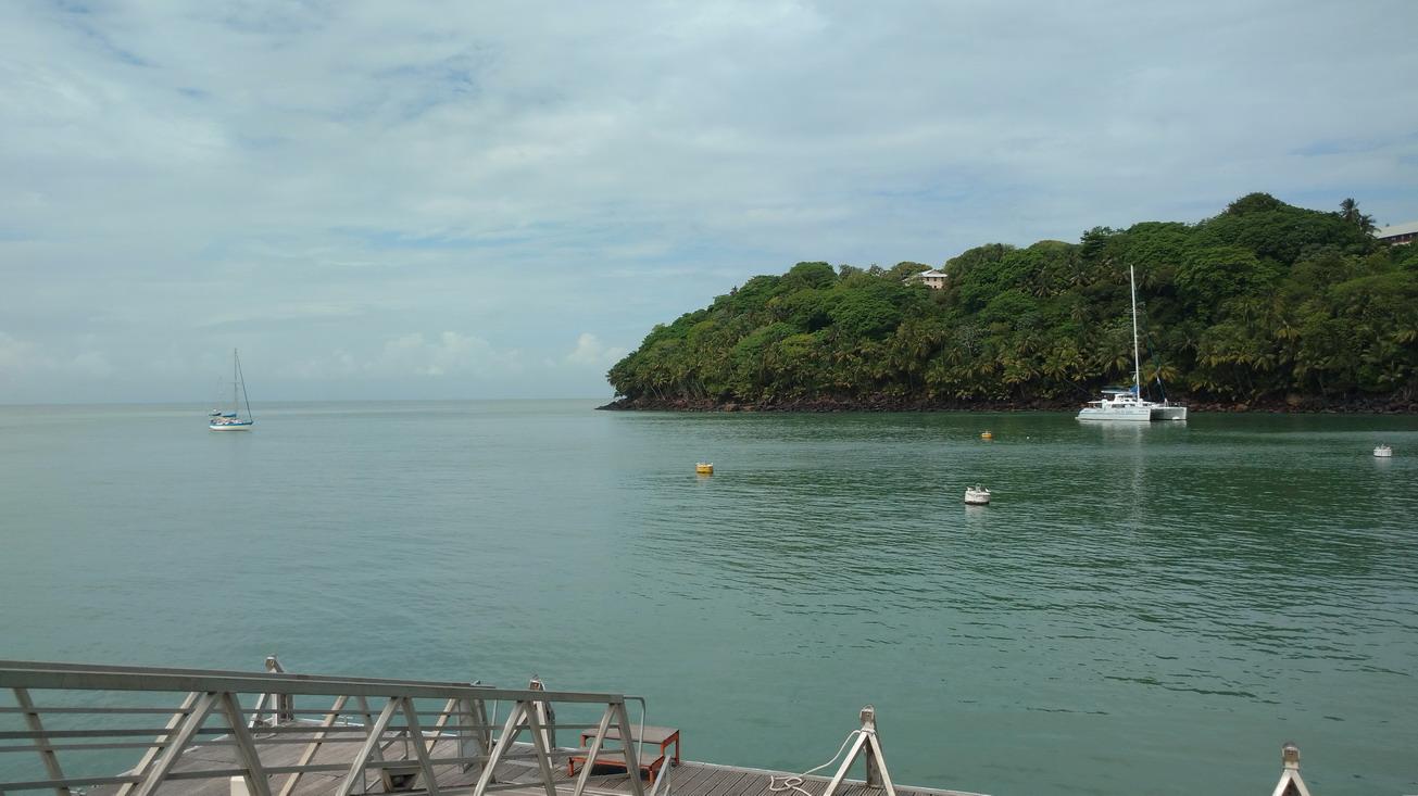 03. Sous la protection de l'île Royale