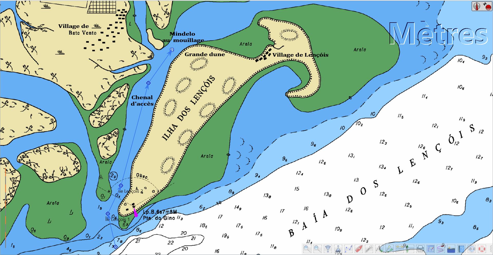 04. Île dos Lençois