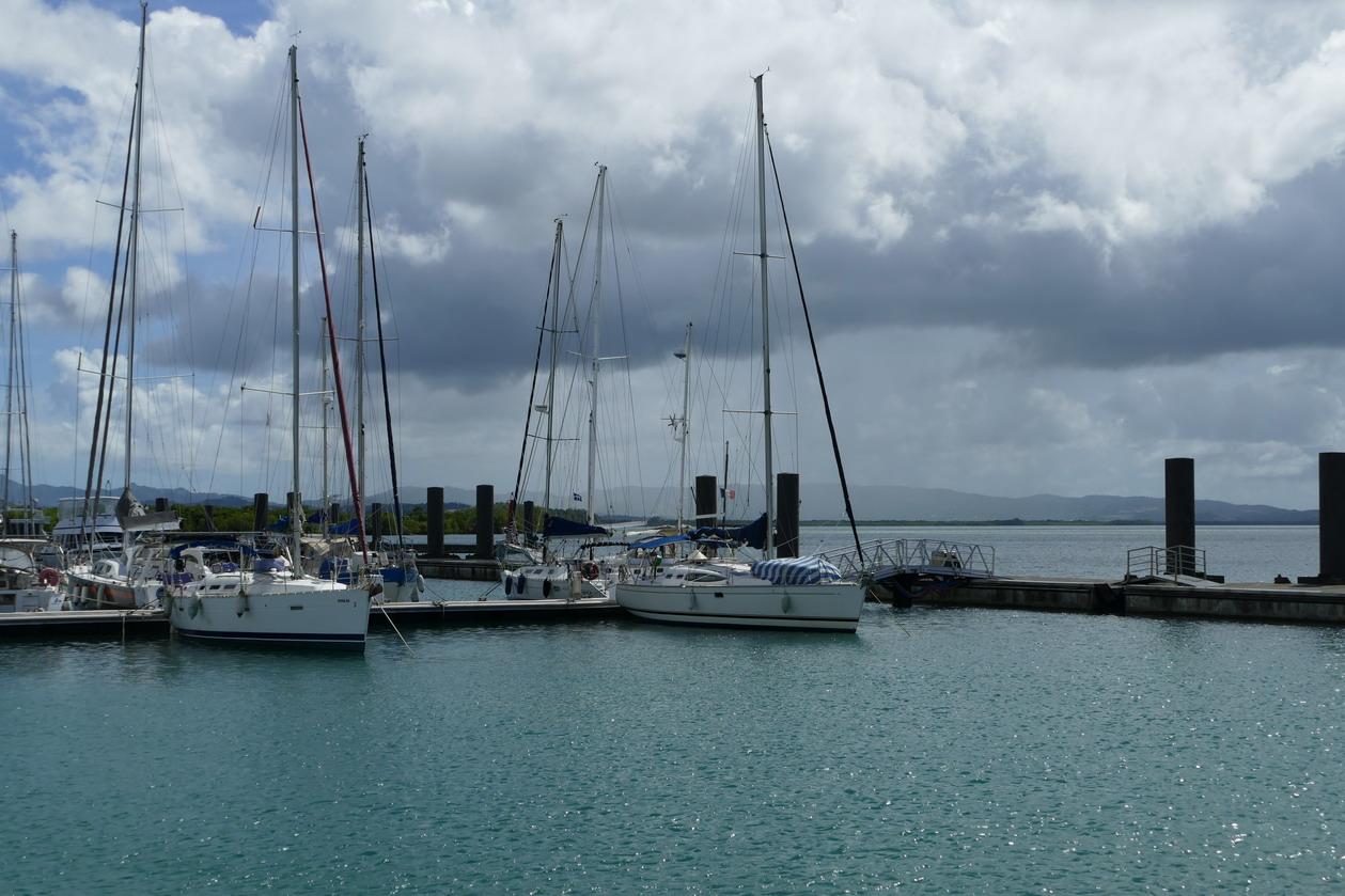 04. Fort-de-France, la marina z'Abricots