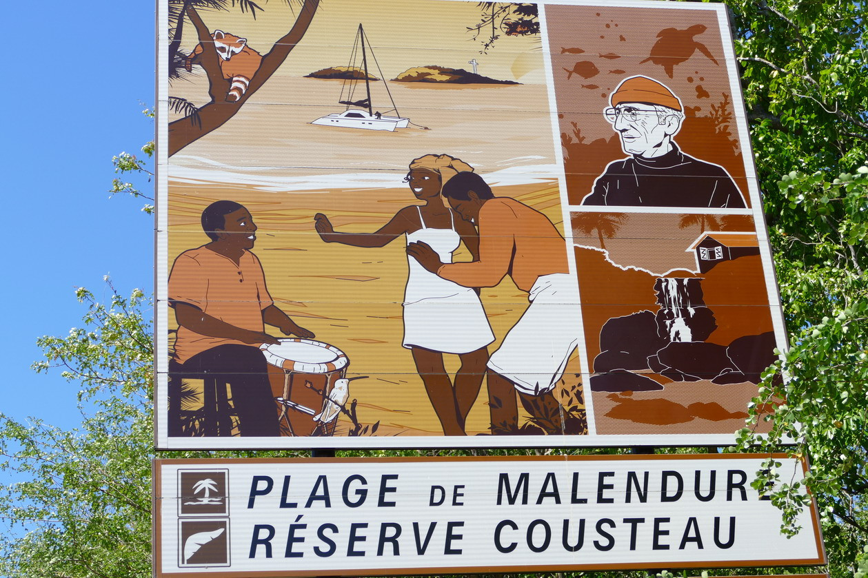 04. La Guadeloupe, une réserve marine qui exigerait une meilleure organisation des mouillages