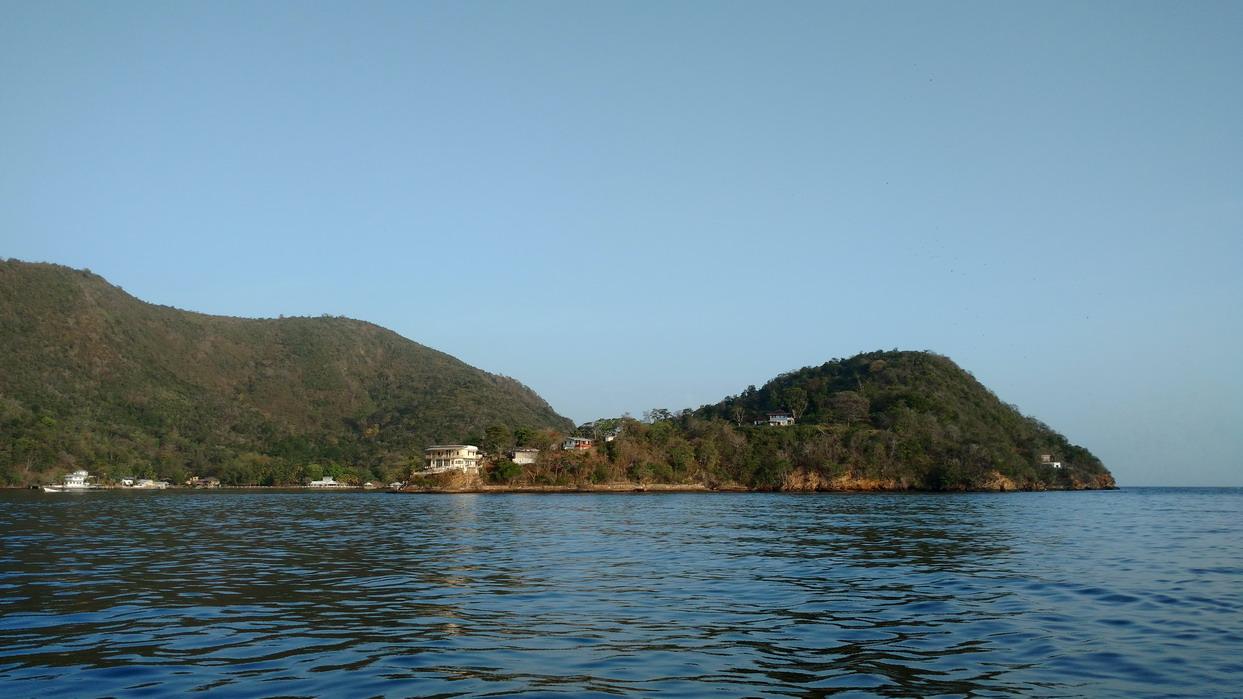 04. Trinidad, vers la baie de Chaguaramas