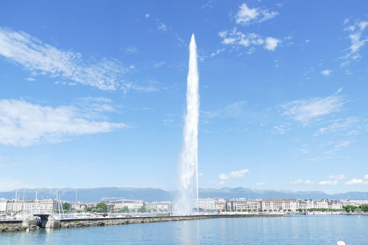 05. Lac Léman - Genève