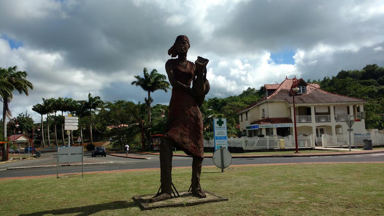 05. Les statues des Trois-îlets