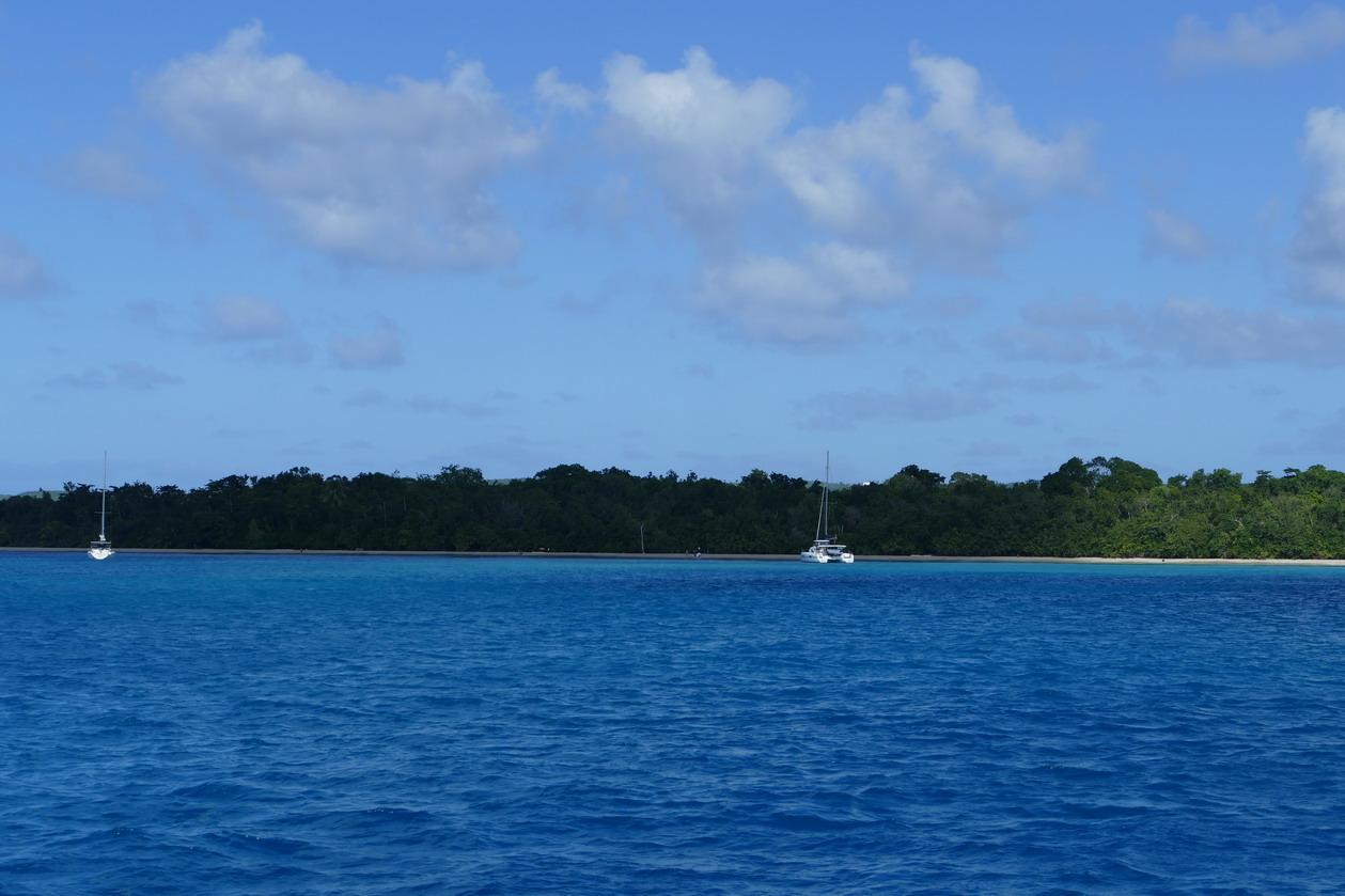 05. Marie-Galante ; la longue plage des trois-îlets